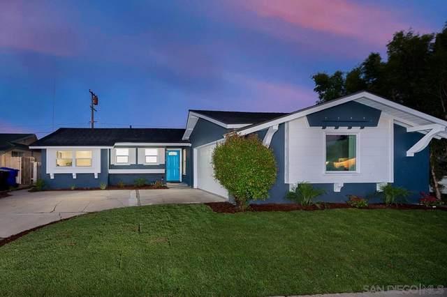 5061 Millwood Rd, San Diego, CA 92117 (#210021874) :: Latrice Deluna Homes