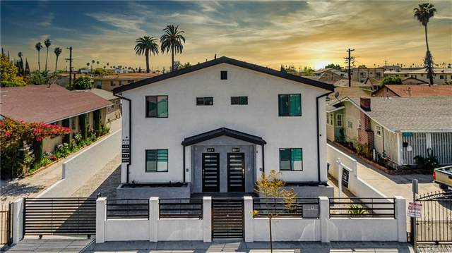 600 W 74th Street, Los Angeles (City), CA 90044 (#DW21169522) :: Cochren Realty Team   KW the Lakes