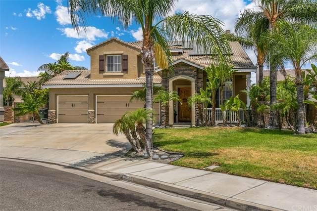 7548 Coralwood Court, Eastvale, CA 92880 (#PW21160004) :: The Kohler Group