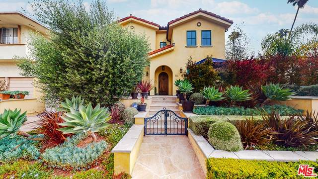851 19Th Street #104, Santa Monica, CA 90403 (#21767442) :: Frank Kenny Real Estate Team