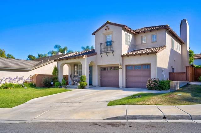 672 San Jose Ct, Chula Vista, CA 91914 (#210021875) :: Latrice Deluna Homes