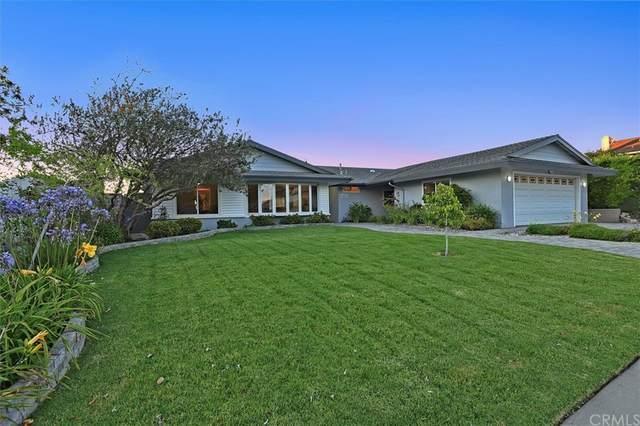 6225 Scotmist Drive, Rancho Palos Verdes, CA 90275 (#SB21169092) :: Millman Team