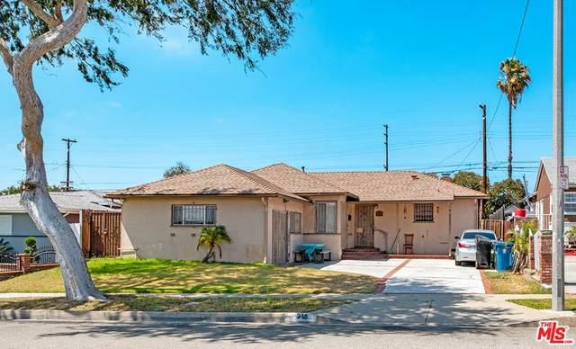 2137 W 115Th Street, Hawthorne, CA 90250 (#21767748) :: Frank Kenny Real Estate Team