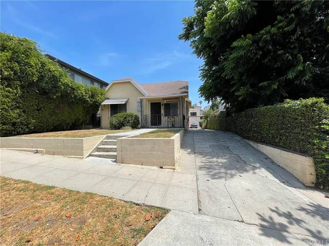 628 N Occidental Boulevard, Silver Lake, CA 90026 (#DW21169474) :: Cochren Realty Team | KW the Lakes