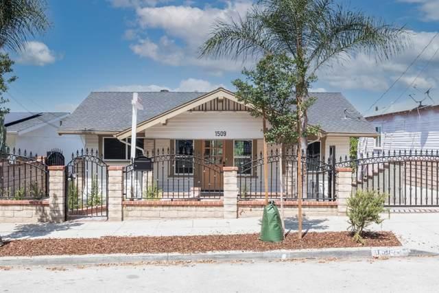 1509 N Avenue 56, Los Angeles (City), CA 90042 (#DW21167581) :: Massa & Associates Real Estate Group   eXp California Realty Inc