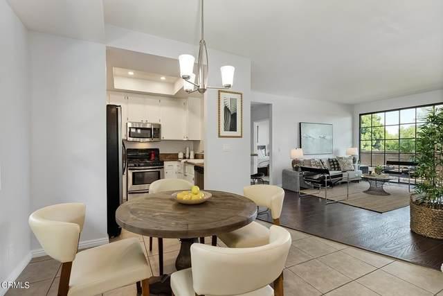 221 S Oak Knoll Avenue #304, Pasadena, CA 91101 (#P1-5995) :: Better Living SoCal