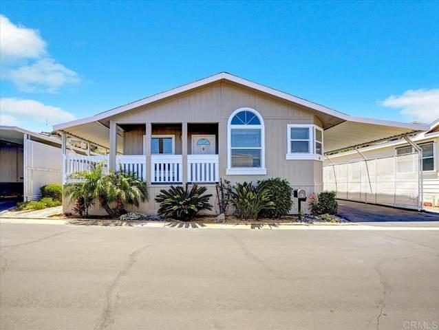 444 N El Camino Real #65, Encinitas, CA 92024 (#NDP2109012) :: Massa & Associates Real Estate Group | eXp California Realty Inc
