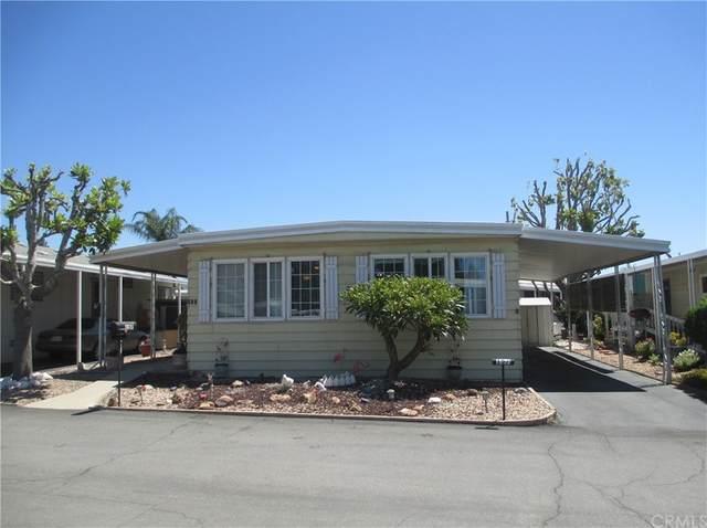 840 E Foothill Boulevard #157, Azusa, CA 91702 (#CV21169582) :: Doherty Real Estate Group