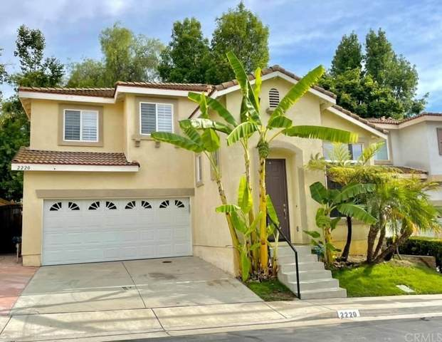 2220 Pacific Park Way, West Covina, CA 91791 (#CV21169587) :: Cochren Realty Team | KW the Lakes