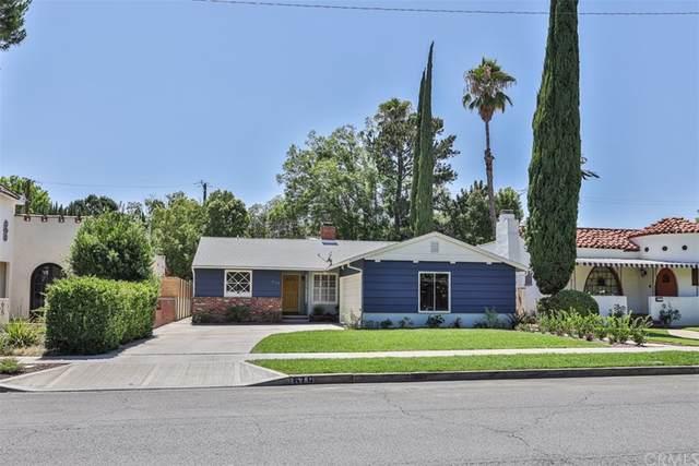 619 N Florence Street, Burbank, CA 91505 (#BB21120742) :: Latrice Deluna Homes