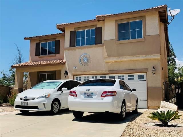 5726 Tamarisk Way, Fontana, CA 92336 (#CV21169685) :: American Real Estate List & Sell