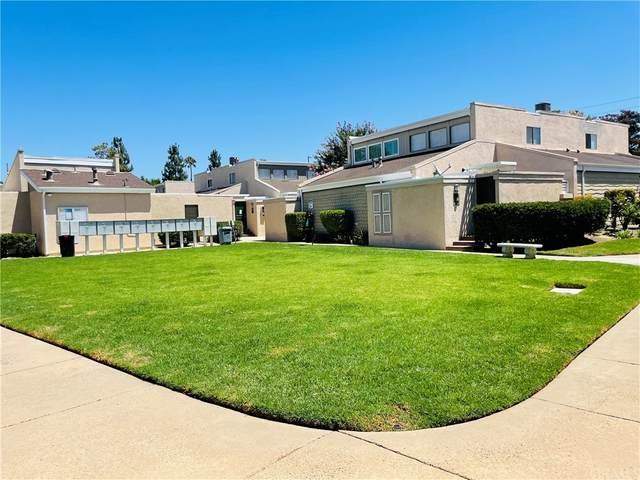 2900 Madison Avenue B40, Fullerton, CA 92831 (#SW21169693) :: Latrice Deluna Homes