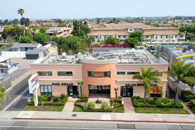 5075 Warner Avenue, Huntington Beach, CA 92649 (#PW21168773) :: Zen Ziejewski and Team