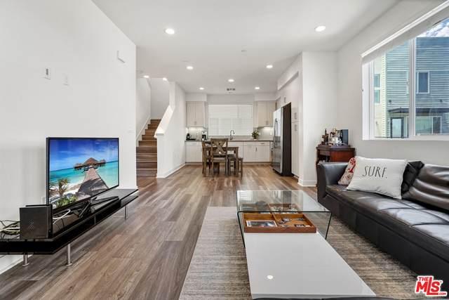 316 Bridgewater Way #6, Gardena, CA 90247 (#21766416) :: Doherty Real Estate Group