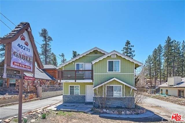 40211 Big Bear Boulevard, 289 - Big Bear Area, CA 92315 (#21768038) :: Latrice Deluna Homes