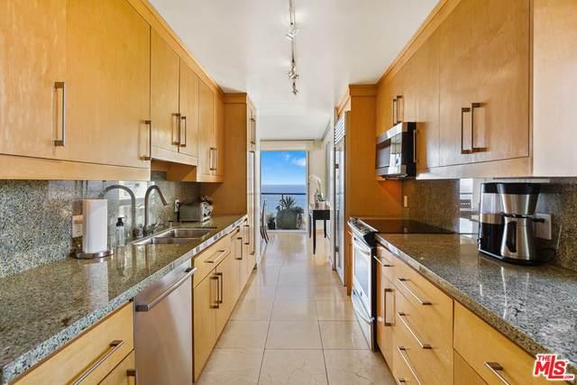 201 Ocean Avenue 1204B, Santa Monica, CA 90402 (#21768024) :: Frank Kenny Real Estate Team