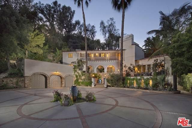 2612 Aberdeen Avenue, Los Angeles (City), CA 90027 (#21767890) :: Latrice Deluna Homes