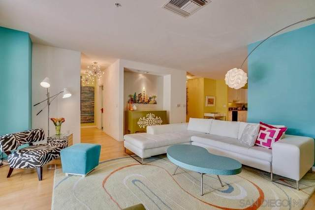 510 1st Ave #202, San Diego, CA 92101 (#210021895) :: Wendy Rich-Soto and Associates