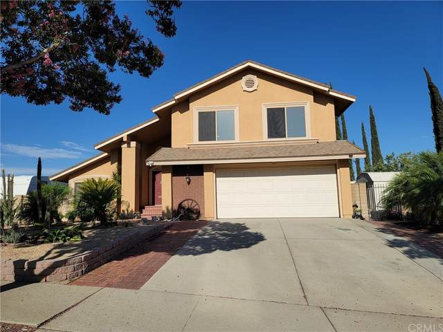 1496 N 13th Avenue, Upland, CA 91786 (#CV21169237) :: McKee Real Estate Group Powered By Realty Masters & Associates