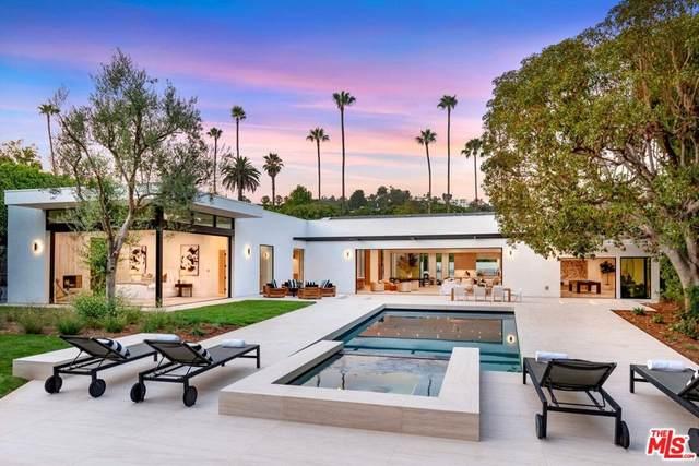 410 Doheny Road, Beverly Hills, CA 90210 (#21767444) :: Mainstreet Realtors®