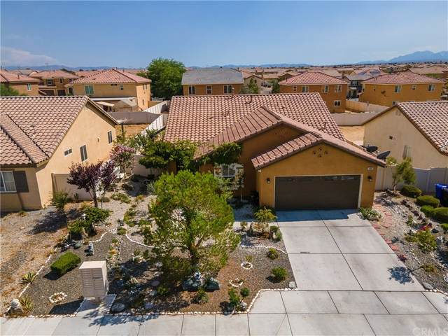 14387 Doe Skin Way, Victorville, CA 92394 (#IV21164212) :: McKee Real Estate Group Powered By Realty Masters & Associates