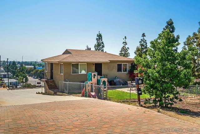 84 N 2nd Ave, Chula Vista, CA 91910 (#210021900) :: Latrice Deluna Homes