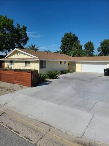 109 S Monte Vista Avenue, Covina, CA 91723 (#CV21169832) :: Zen Ziejewski and Team