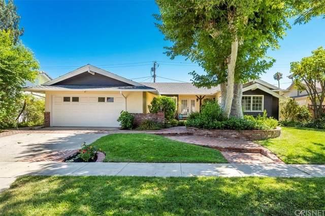 17954 Tulsa Place, Granada Hills, CA 91344 (#SR21169790) :: Doherty Real Estate Group