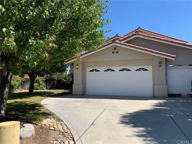 513 Laurelwood Drive, Paso Robles, CA 93446 (#NS21169839) :: Latrice Deluna Homes
