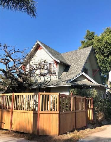 3052 Thorn Street, San Diego, CA 92104 (#PTP2105460) :: Latrice Deluna Homes