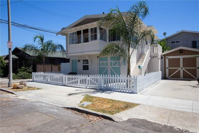 3616 E 8th Street, Long Beach, CA 90804 (#PW21169848) :: McKee Real Estate Group Powered By Realty Masters & Associates