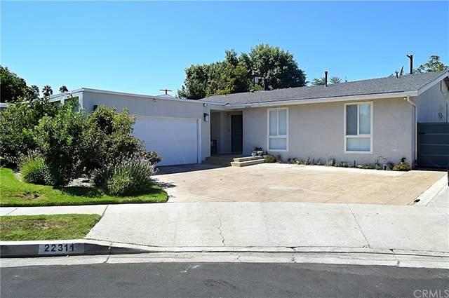22311 Mobile Street, Woodland Hills, CA 91303 (#PW21169510) :: Latrice Deluna Homes