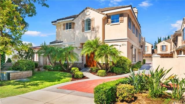 831 La Cadena Avenue A, Arcadia, CA 91007 (#CV21169378) :: The Kohler Group