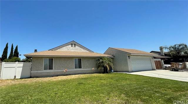 1386 W Van Koevering Street, Rialto, CA 92376 (#CV21168300) :: McKee Real Estate Group Powered By Realty Masters & Associates