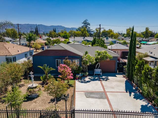 6438 Camellia Avenue, North Hollywood, CA 91606 (#SR21169603) :: Cochren Realty Team   KW the Lakes