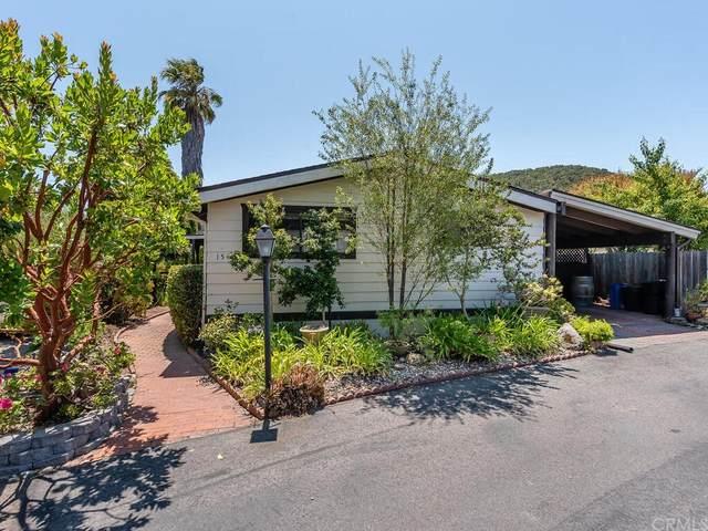 154 River View Drive, Avila Beach, CA 93424 (#SC21169072) :: The Kohler Group