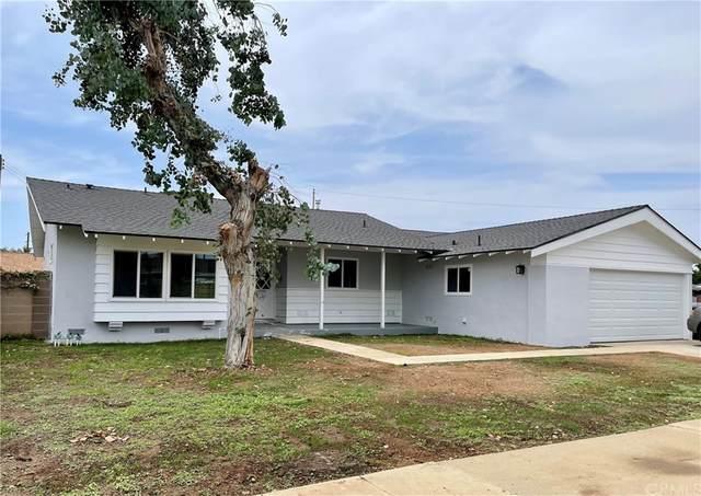 2570 N Cottonwood Street, Orange, CA 92865 (#OC21169865) :: The Kohler Group