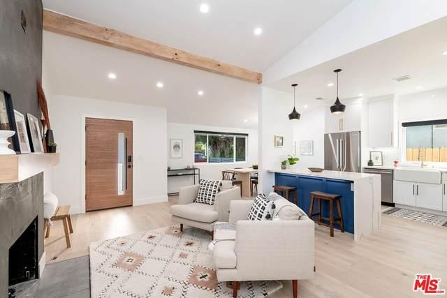 826 N Sparks Street, Burbank, CA 91506 (#21768224) :: Latrice Deluna Homes