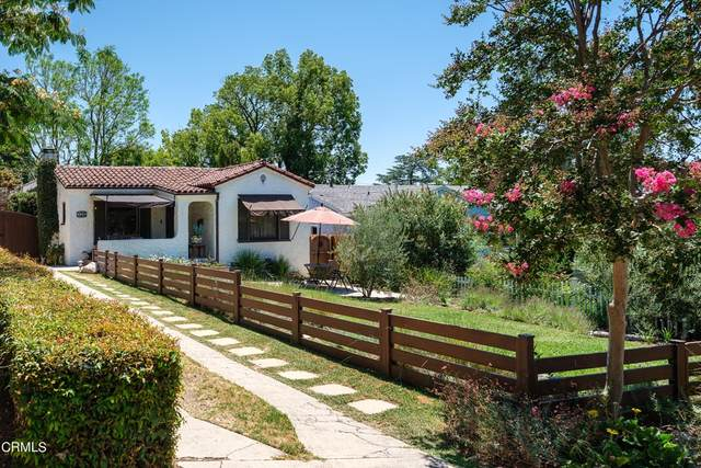 2826 Saint James Place, Altadena, CA 91001 (#P1-6002) :: McKee Real Estate Group Powered By Realty Masters & Associates