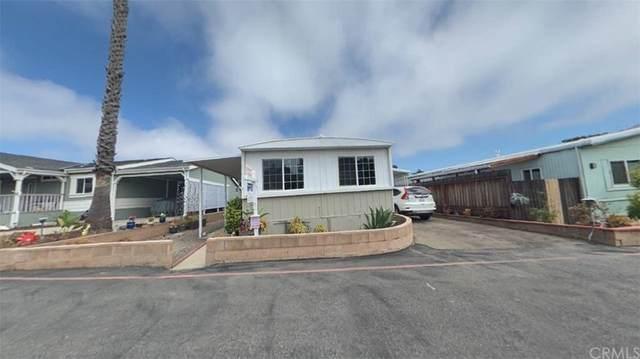 1701 Los Osos Valley Road #53, Los Osos, CA 93402 (#SC21169881) :: Zen Ziejewski and Team
