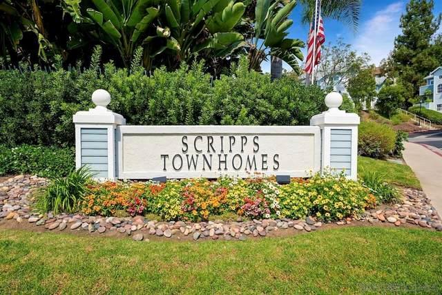 10050 Scripps Vista Way #25, San Diego, CA 92131 (#210021904) :: Latrice Deluna Homes