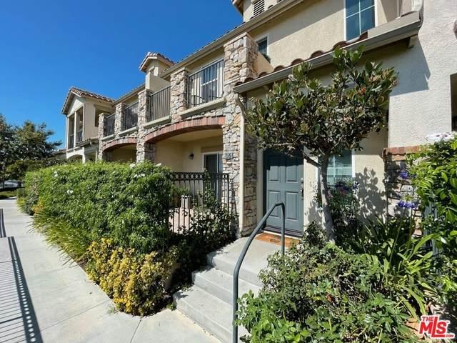 15613 Odyssey Drive #26, Granada Hills, CA 91344 (#21767704) :: Doherty Real Estate Group