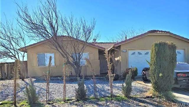 10377 Pony Express Drive, Adelanto, CA 92301 (#IV21168887) :: Latrice Deluna Homes