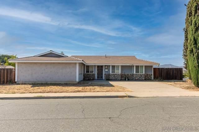 8716 Vista Del Verde, El Cajon, CA 92021 (#210021909) :: Massa & Associates Real Estate Group | eXp California Realty Inc