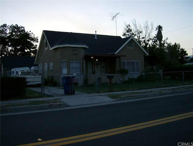 1218 Crestview Avenue, San Bernardino, CA 92404 (#EV21168848) :: Zen Ziejewski and Team