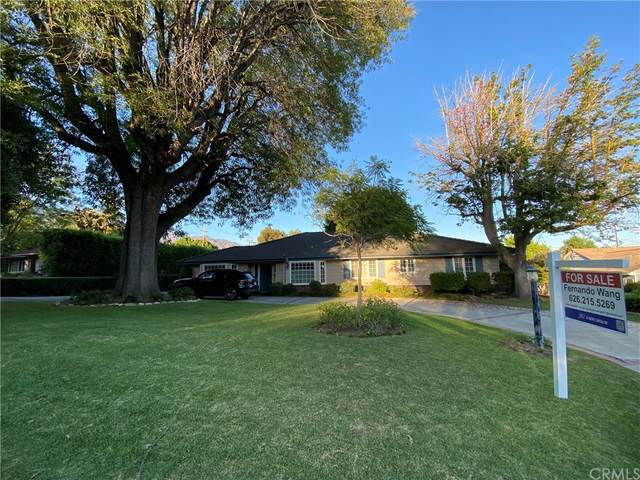 1428 Santa Margarita Dr, Arcadia, CA 91006 (#OC21169932) :: The Kohler Group