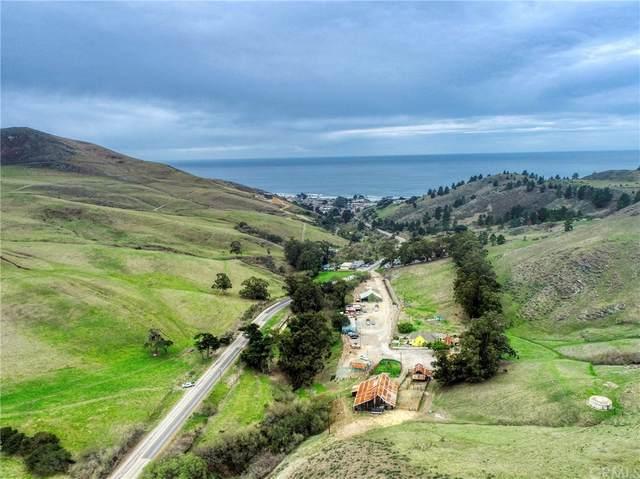 805 Old Creek Road, Cayucos, CA 93430 (#SC21167717) :: Zen Ziejewski and Team