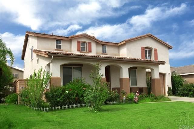 1588 Flora Street, Beaumont, CA 92223 (#TR21169987) :: First Team Real Estate