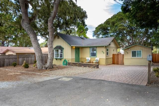 776 Lottie Street, Monterey, CA 93940 (#ML81856503) :: Zen Ziejewski and Team