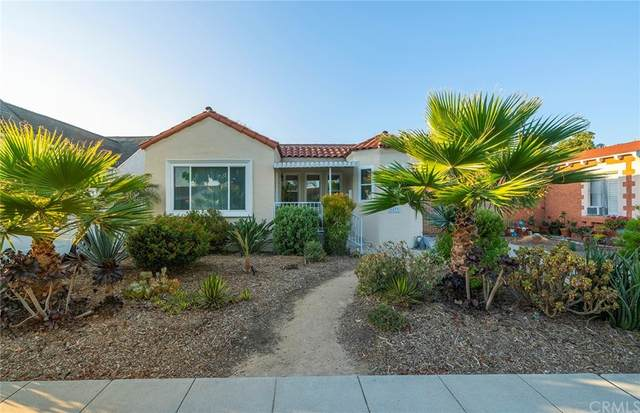 1833 E 65th Street, Long Beach, CA 90805 (#PV21164180) :: Latrice Deluna Homes